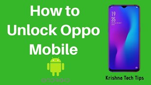 ☎ Trick out Oppo screen lock password if forgotten