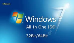 Download link Windows 7 All Versions 32 and 64 bit from Microsoft