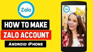 Zalo for iPhone: how to install and create a free account