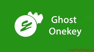 How to Win 7 by Onekey Ghost ghost