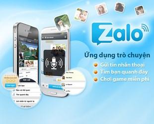 Use Zalo on Macbook, login using the activation code Zalo