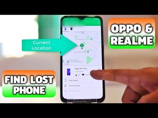 Oppo ColorOS 5.2 : How to track your lost phone