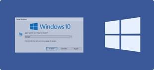 Atajo de teclado para apagar o hibernar Windows 10