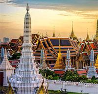 Entdecken Sie Bangkok wie ein Einheimischer