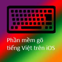 Teratas perisian typing terbaik Vietnam pada iOS