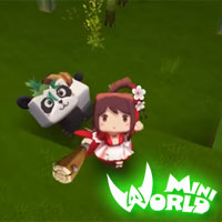 Some Map Code in Mini World: Block Art and how to enter the code