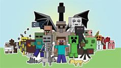 MinecraftゲームのMobの種類を学ぶ-パート2