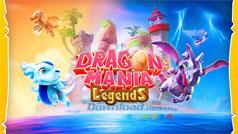 Comment élever un dragon dans Dragon Mania Legends