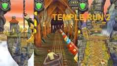 Temple Run 2de görev ve hedef sistem