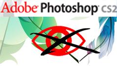 Come rimuovere gli occhi rossi in Photoshop