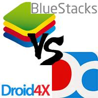 BlueStacks ve Droid4X - Hangi simülatör daha iyidir?