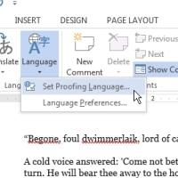 Microsoft Wordde yazım ve dilbilgisi hataları nasıl denetlenir