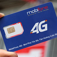How to top up MobiFone card, top up MobiFone