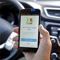 Cara menggunakan mod memandu dalam Peta Google