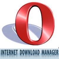 Come scaricare i dati su Opera utilizzando Internet Download Manager (IDM)