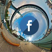 Come impostare una foto a 360 gradi come foto di copertina di Facebook