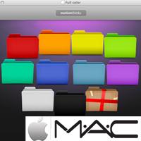 Comment changer la couleur du dossier sur un Mac