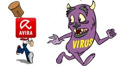 Instructions for installing and using Avira Free AntiVirus 2017