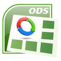 Converti file ODS in XML, PDF e altri formati