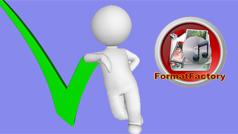 إرشادات لتغيير لغة Format Factory