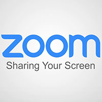 So teilen Sie den Zoom-Bildschirm auf Computern und Mobilgeräten
