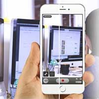 EpocCamを使用してiPhoneをコンピューターウェブカメラに変える方法