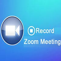 So nehmen Sie Online-Unterrichtsvideos in Zoom auf
