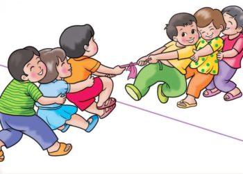 ملخص أجمل اللوحات على الألعاب الشعبية