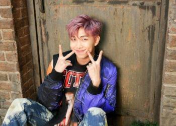 Zsyntetyzuj zdjęcia Rap Monster - najpiękniejszego lidera BTS