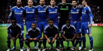 Synthetisieren Sie Bilder des schönsten Chelsea-Clubs