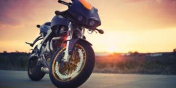 Sammlung der schönsten großen Motorrad-Tapeten