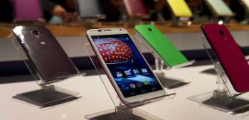 Motorola officially went to Lenovo