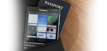 Donnez votre avis sur BlackBerry Passport - Grand, beau et luxueux
