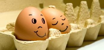 Mitos tentang efek berbahaya telur