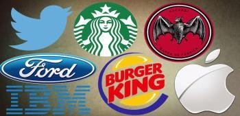 Bagaimana syarikat terkenal di dunia mengubah logo mereka?