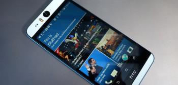 HTC Desire Eye est non seulement beau, mais aussi très puissant