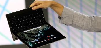 È stato introdotto il tablet Google Pixel C che utilizza 256 core grafici