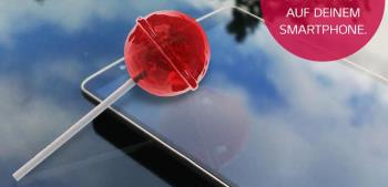 LG G3 akan menerima kemas kini Android 5.0 minggu ini