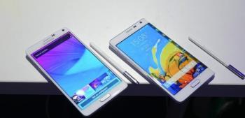Galaxy Note 4 menerima kemas kini baru yang meningkatkan prestasi