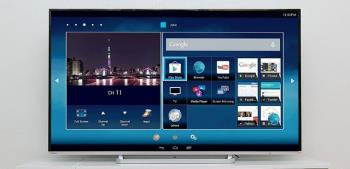 How to download external apps on Toshiba Smart TV with apk file