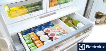 Le principali funzioni del frigorifero Electrolux