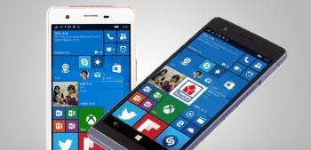 Telefon pintar paling tipis di dunia yang menjalankan Windows 10 Mobile dilancarkan