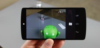 Nexus 5X dan 6P didukung oleh aplikasi kamera Google