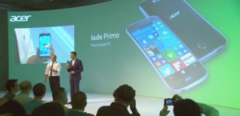 Acer lambat untuk merilis smartphone kelas atas karena Windows 10 Mobile