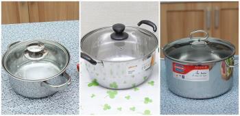 Wählen Sie einen guten, haltbaren Kochtopf für die Familie