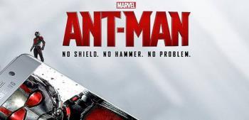China mempunyai semut Ant Man dari Samsung