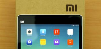 Xiaomi Mi Pad 2 equipped with 2K screen, running Intel chip detected
