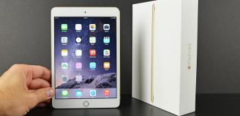 Promoción en la compra de iPad Mini 3 Retina Cellular tablet