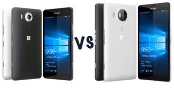 Różnica między Microsoft Lumia 950 a 950 XL