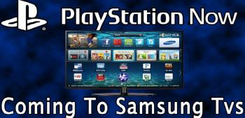 مدل تلویزیون هوشمند سامسونگ را با پشتیبانی از PlayStation Now راه اندازی کرد